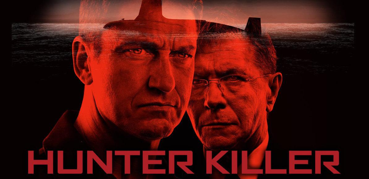 Trevor Morris Scores 'Hunter Killer' - Out 26th October - Cool Music